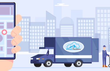 Cloud Packers and Movers Hyderabad to Bhubaneswar